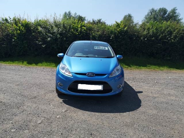 Ford Fiesta Zetec 1.25 Manual
